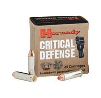 Hornady Critical Defense .32 H&R, 80gr, Flex Tip Expanding, 25rd/Box