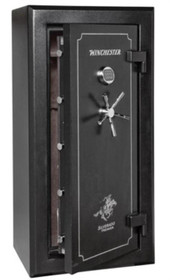 Winchester Safes Silverado 23 Gun Safe Black (Freight approximate, actual may vary)