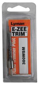 Lyman E-ZEE Trim Hand Trimmer Pilot .300 WSM