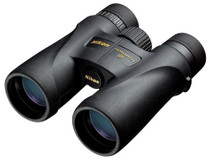 Nikon Monarch 5 12x 42mm 262 ft @ 1000 yds FOV 15.1mm Eye Relief Black