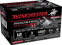 "Winchester Rooster XR 12 Ga, 3"", 6 Shot, 15rd/Box"