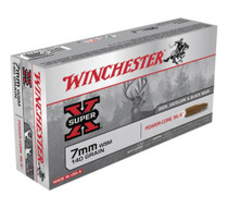 Winchester Super-X Power Core 7mm Winchester Short Magnum 140 Grain Power Core 95-5 20rd Box