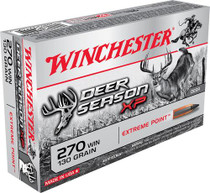 Winchester Deer Season XP .270 Win, 130 Gr, Poly Tip, 20rd Box