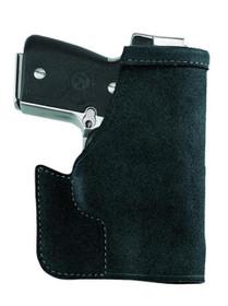 Galco Pocket Protector 188B Pocket Black Suede NAA Mini
