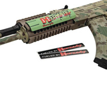 Hornady Two Piece Picatinny Rail Covers Zombie Max