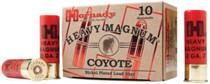 Hornady Heavy Magnum Coyote Loads 12 Gauge 3 Inch 1300 FPS 1.5 Ounces 00 Buck 10 Per Box