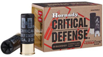Hornady Critical Defense Superformance 12 Ga, 00 Buckshot, 10rd/Box