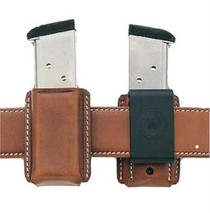 Galco Single Mag Case Snap 26B Fits Belts up to 1.75 Black Leather