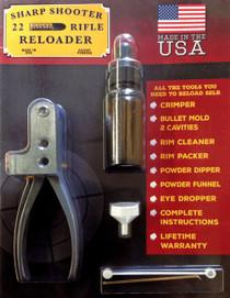 Sharp Shooter .22 LR Reloader