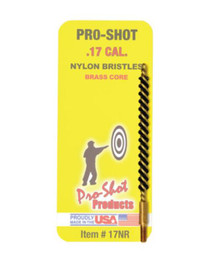 Pro-Shot .17 Cal. Nylon Rifle Brush