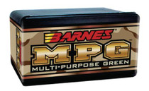 Barnes Multi-Purpose Green Bullets Lead Free .223 Caliber/5.56Mm .224 Diameter 1:9 Inch Or Faster Twist Flat Base