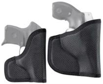 Desantis Nemesis S&W J-Frame/Bodyguard .38 Spec, Black, Right Hand