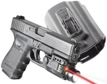 Viridian Lasers C5L Green Laser and Light Plus TacLoc Holster Package Smith & Wesson M&P 9mm/.40