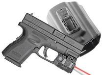 Viridian C5LR, Tacloc Holster for Springfield XD/XDM Red Laser 100 LM