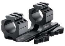 Burris Proper Eye Position Ready Quick Detachable Mount With Picatinny Tops For AR Platform 30mm Matte