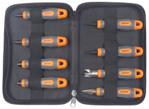 Lyman Universal Case Prep Accesory Set Gray/Orange