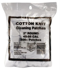 """Southern Bloomer Muzzleloader Cleaning Patches 2""""rd"""