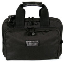 Blackhawk! Sportster Shooters Bag Black Nylon