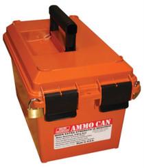 MTM Case Gard Ammo Can Orange