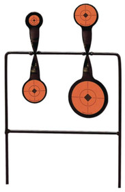 Birchwood Casey Duplex Spinner Target For .22 Rimfire And Airguns