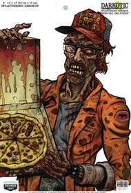 "Birchwood Casey Darkotic Splattering Targets 12x18"" Special Delivery, 8/Pack"