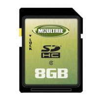 Moultrie MFHSD8GB SD Memory Card