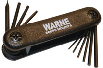 Warne Scope Mounts Scope Mount Shooting Tool