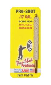 Pro-Shot Bore Mop .17 Caliber