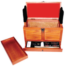 DAC Technologies Winchester Gun Cleaning Toolbox With 17 Piece Gun Cleaning Kit