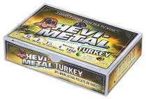 "HEVI-Shot HEVI-Metal Turkey 12 Ga, 3.5"", 1-1/2oz, 4,6 Shot, 5rd/Box"