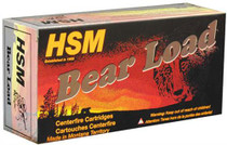 HSM 44 Russian 200gr, Round Nose Flat Point 20rd/Box