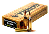 Gorilla Match 260 Remington 130 gr, Open Tip Match 20 Bx/ 10