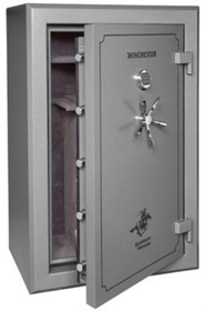 Winchester Safes Silverado 38 Gun Safe Granite (Freight approximate, actual may vary)
