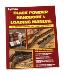Lyman Black Powder Reloading Manual 2nd Edition