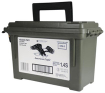 Federal American Eagle .223 Remington 50 Grain Jacketed Hollow Point 200 Round Can