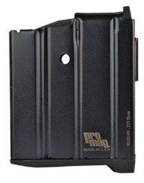 Pro Mag Ruger Mini-14 Magazine, Steel, 20rd