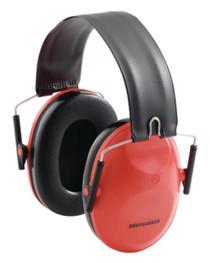 3M Peltor Bullseye Electronic Hearing Protection Muffs Red/Black