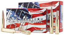 Hornady American Whitetail .25-06 Remington 117gr, InterLock Boattail Spire Point 20rd Box