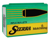 Sierra MatchKing 22 Caliber .224 90gr, Hollow Point Boat Tail, 50rd/Box