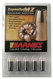 Barnes 50045 Muzzleloader 54 Black Powder Expander MZ 325gr, 15Pk
