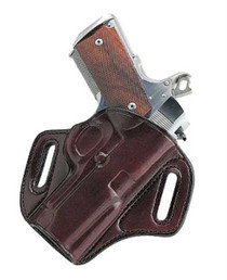 Galco Concealable Auto 400H Fits up to 1.50 Belts Havana Brown Leather