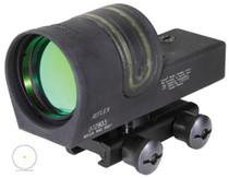Trijicon Reflex 1x42mm Obj Unlimited Eye Relief 4.5 MOA Dot Black