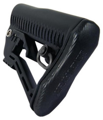Limbsaver Tac-10 AR-15/M4 Adjustable Stock With Limbsaver Recoil Pad Black