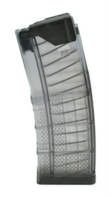Lancer AR-15 Magazine, 30 Rounds, Smoke Finish