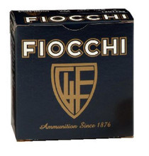 "Fiocchi Hunting Speed Steel 20 Ga, 3"", 7/8oz, 4 Shot, 25rd/Box"