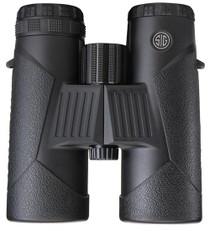 Sig Zulu5 Binocular 8X42mm HD Lens Close Bridge Graphite