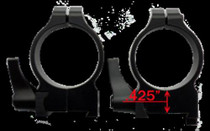 CZ 30Mm Quick Detach Medium Gloss Scope Rings For CZ 550