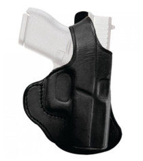 Tagua Gunleather Thumb Break Paddle Holster for Smith & Wesson M&P Right Hand Black