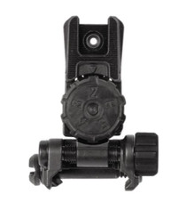 Magpul MBUS Pro LR Adjustable Rear Sight With Windage & Elevation Adjustments