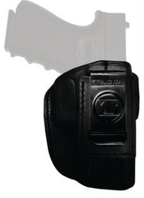 Tagua Gunleather 4-In-1 IWB Holster, S&W Shield 9mm/.40 Caliber, RH, Black